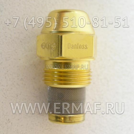 Форсунка 2.25 GPH 60 S N51800001 для Ermaf P100